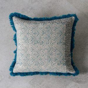 Nakur Fringed Cushion