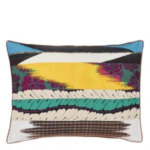 Geisha Prisme Cushion by Christian Lacroix