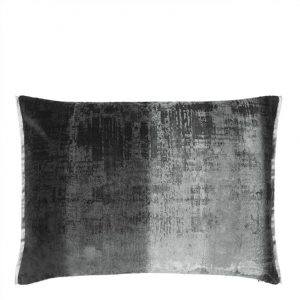 Phipps Graphite Cushion by Designers Guild