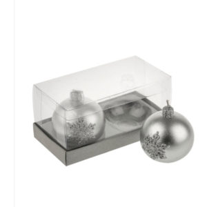 Bauble Candles
